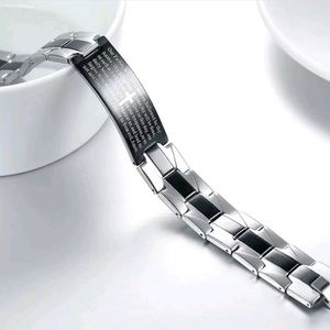 Kemstone Titanium Bracelet